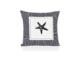 415cvP4QCaL._SS300_ 100+ Nautical Pillows & Nautical Pillow Covers