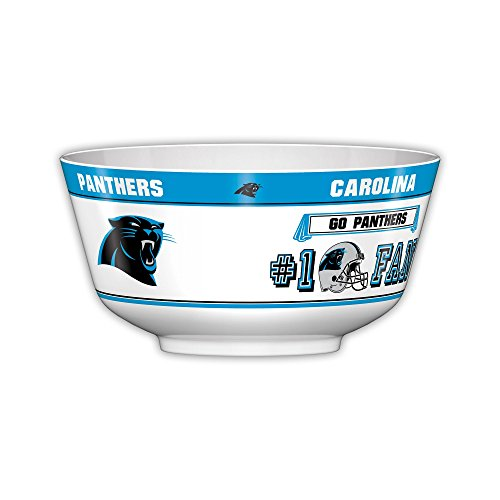 Fremont Die NFL Carolina Panthers All Pro Party Bowl -