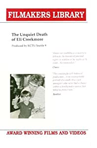 the unquiet death of eli creekmore Biddle law library library information  unquiet death of eli creekmore, the: abuse--child: 169 abused: abused women: dvd 255 crazy love: abused women.