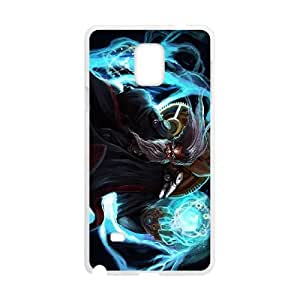 Samsung Galaxy Note 4 Cell Phone Case White Zilean league of legends Wchlj