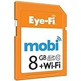 Eye-Fi 8GB Mobi Wireless Class 10 SDHC Memory Card