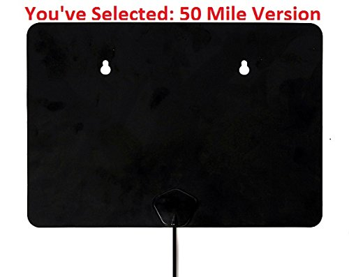 50 & 65 Mile HD TV Antennas (50 Mile Version)