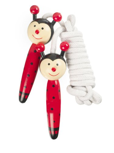 Orange Tree Toys Ladybird Jump Rope Review