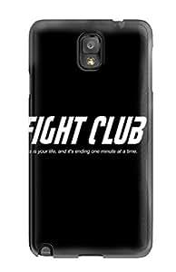 WSARTtX14787pdolQ Fight Club Fashion Tpu Note 3 Case Cover For Galaxy