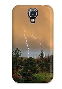 Excellent Design Lightning Phone Case For Galaxy S4 Premium Tpu Case