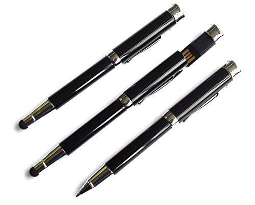 Auptir 16 GB Touch Screen stylus / writing pen / USB 2.0 flash drive