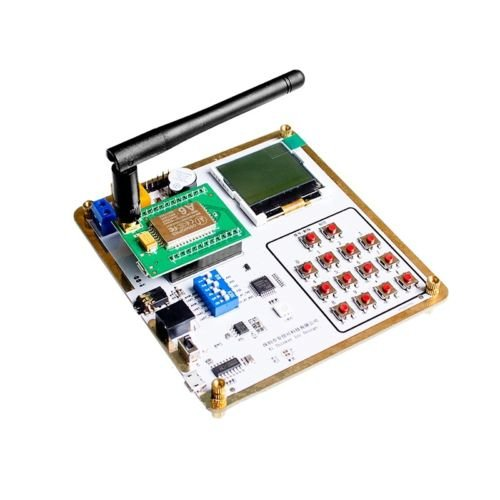 1PCS A6 Quad-band GPRS/GSM Module Full Test Board 850 900 1800 1900MHZ Network - Gsm Network