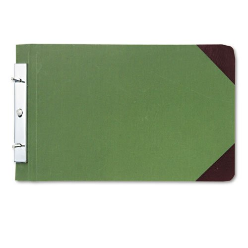 Canvas Sectional Post Binder (Wilson Jones Canvas Sectional Post Binder 8-1/2)