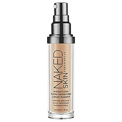 Urban Decay Naked Skin Weightless Ultra Definition Liquid Makeup 3 1 oz