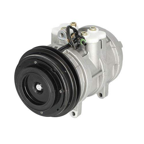 - Air Conditioning Compressor - w/Clutch Denso Style Compatible with John Deere 4050 4240 9400 6620 4840 4040 4430 4230 4455 4640 4755 4450 4630 9500 4255 4055 4440 4850 4250 4650 9600 7720 Case IH