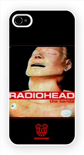 Radiohead - The Bends, iPhone 4 4S, cellulaire cas coque de téléphone cas, couverture de téléphone portable