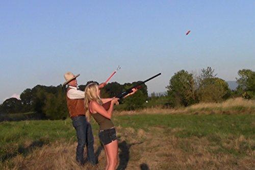 WingOne W1-R Clay Target Thrower Ultimate Hand Held RH