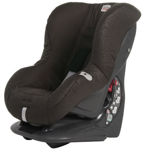 Britax How To Fit The Eclipse Car Seat - YouTube