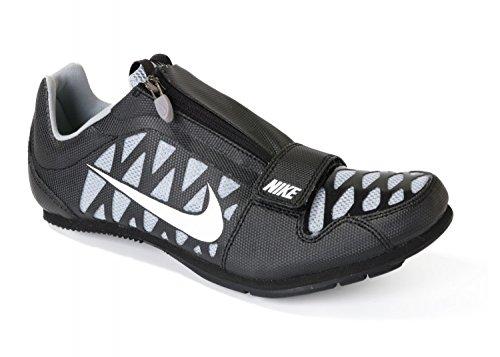 Nike Zoom LJ 4 Long Jump Track Spikes Shoes Black Grey Me...