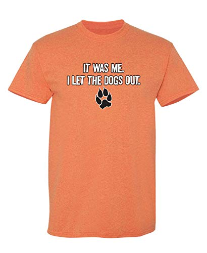 It was Me Graphic Novelty Sarcastic Funny T Shirt 2XL Sunset
