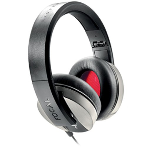 Focal Listen Closed Back Over-Ear Headphones