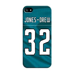 Case Cover For Ipod Touch 4 Protective Case,Sport Logo Football Iphone 5/5S /Jacksonville Jaguars Designed Case Cover For Ipod Touch 4 Hard Case/Nfl Hard Skin for Case Cover For Ipod Touch 4