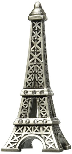 Fashioncraft From Paris with Love Collection Eiffel Tower Centerpiece/Cake Topper