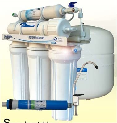 ósmosis inversa Equipo 350 litros/día fuerte Membrana y pequeño ...