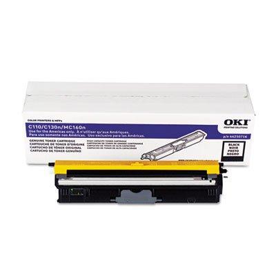- Okidata Brand Mc160n - 1-High Yield Black Toner (Office Supply / Toner)