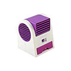 ❤Description:  ❤Material: ABS+PC  ❤Size: 11.5x11x13.5CM  ❤Air Volume: 50 CFM  ❤Tank Capacity: 375 ML  ❤MINI FAN: 9025,12V,0.4A,2700RPM  ❤Power Supply Interface: Micro USB,5V 2A  ❤USB line length: 190CM  ❤Soothing Ambient Light, 3 different c...
