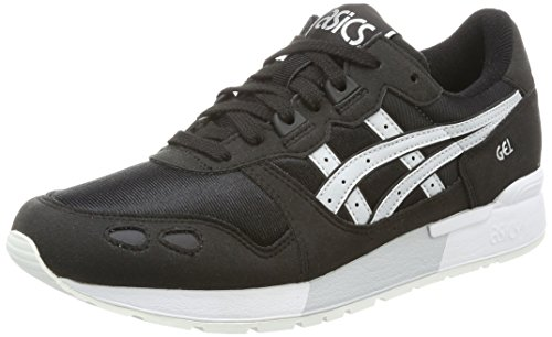 Grey black Adulto Zapatillas Gel lyte glacier Asics Negro Unisex wqFg841