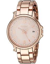 Relic Womens Matilda Quartz Metal and Alloy Casual Watch, Color:Rose Gold-Toned (Model: ZR34394)