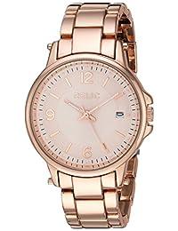 Relic Women's 'Matilda' Quartz Metal and Alloy Casual Watch, Color:Rose Gold-Toned (Model: ZR34394)