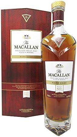 Macallan - Rare Cask Batch No. 1-2018 Release - Whisky
