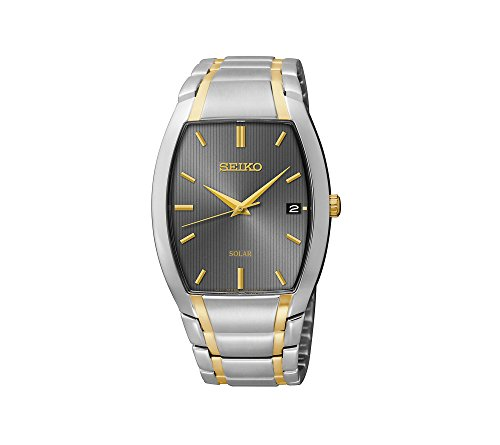 Seiko-Mens-Two-Tone-Tonneau-Shaped-Solar-Dress-Watch