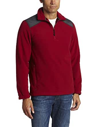 Woolrich Men's Oakway Pullover, Ruby, XX-Large