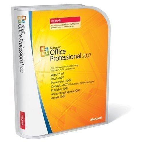 Microsoft Office Professional 2007 Upgrade - Service Desk...