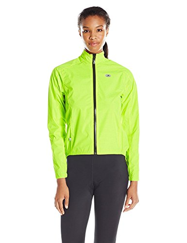 Sugoi Zap Bike Jacket, Super Nova Yellow, Large (Convertible Riding Glasses)