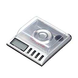 Jewelry Scale,TBBSC High Precision Digital Scale 20gx0.001g Reloading, Jewelry and Gems Scale