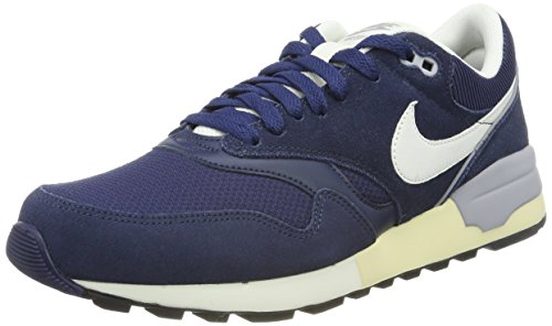 Air sail Odyssey De Navy wolf Bleu Homme Course midnight Pour Nike Grey Chaussures Sail Pdqaz45tw
