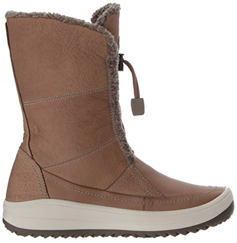 Model ECCO Womenu0026#39;s Trace Tie Snow Boot - Womens Best Shoes USA