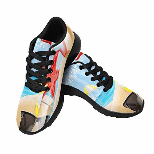 Interessante Womens Jogging Running Sneaker Leggero Go Easy Walking Comfort Sportivo Scarpe Da Ginnastica Infinite Summer Multi 1