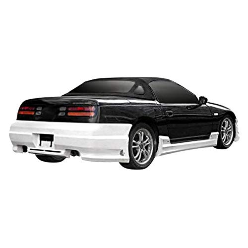 Nissan 300zx Coupe - Duraflex Replacement for 1990-1996 Nissan 300ZX Z32 2DR Coupe C-1 Side Skirts Rocker Panels - 2 Piece