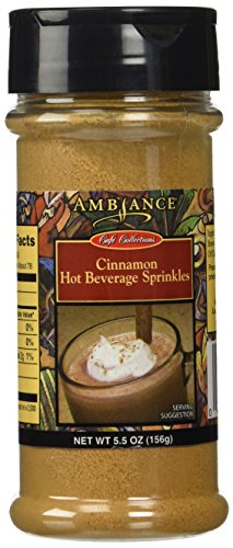 Ambiance Collections Beverage Sprinkles Cinnamon product image
