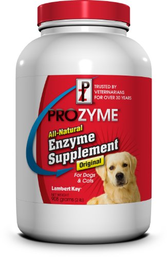 Lambert Kay Prozyme Original All-Natural Enzyme Supplement for Dogs and Cats, 908gm, My Pet Supplies