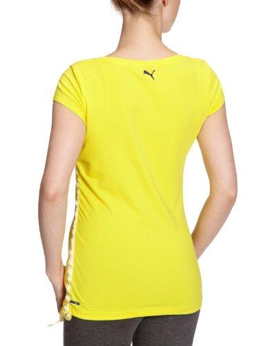 Mujer Puma Camiseta buttercup Amarillo Para ppzEa