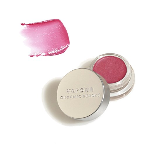 Vapour Organic Beauty Velvet Lip Gloss NOMAD tinted raspberry