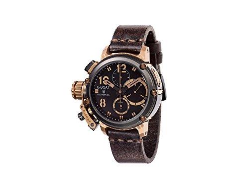 U-Boat Watch Germany Chronograph 43mm Chimera Bronze B&B - Uboat Watches