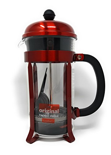 Starbucks Red Coffee French Press, 8-Cup
