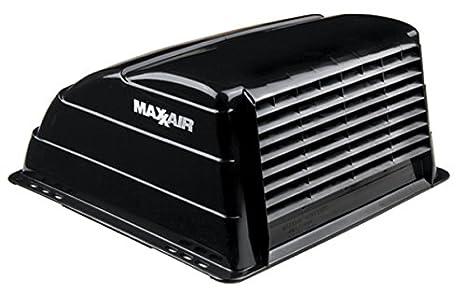 Roof Vent Covers >> Maxxair 0503 1504 00 933069 Original Vent Cover Black
