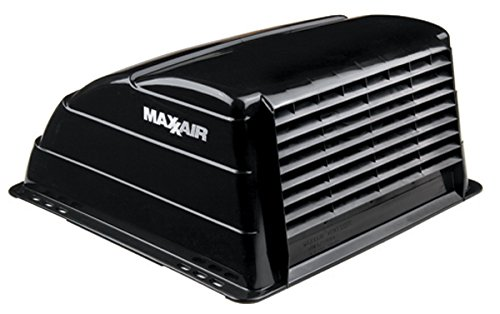 Maxxair 0503.1504 00-933069 Original Vent Cover-Black