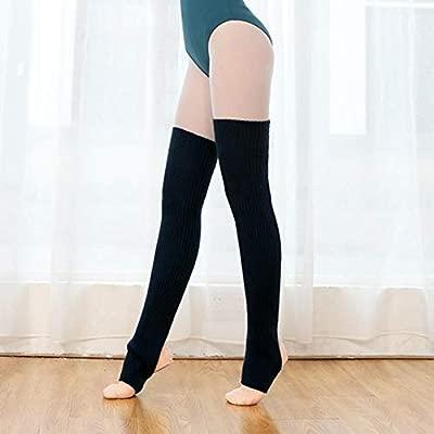 SUZNUO 75Cm Mujeres Calcetines de Yoga para niñas ...