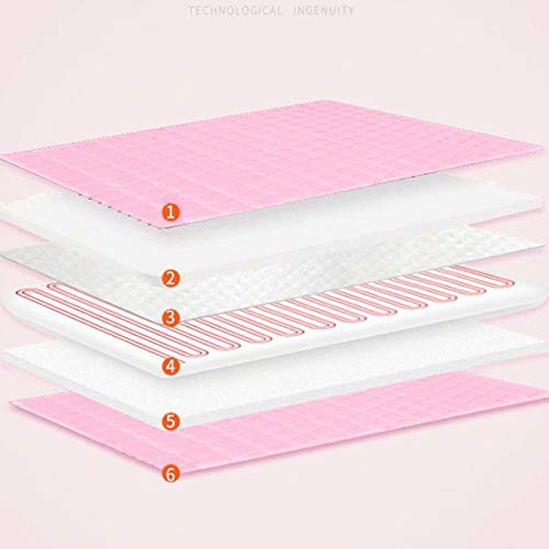 150*180cm A Plumbing Electric Blanket Blanket Blanket Double Safety Household Water Circulation Temperature Regulation Timing Radiation no Student Single Electric Tweezers f417bd