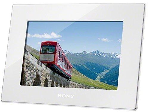ソニー SONY デジタルフォトフレーム S-Frame HD800 8.0型 内蔵メモリー2GB ホワイト DPF-HD800/W