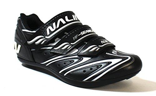NALINI Scarpe Siren Ciclo Damen Rennradschuhe schwarz